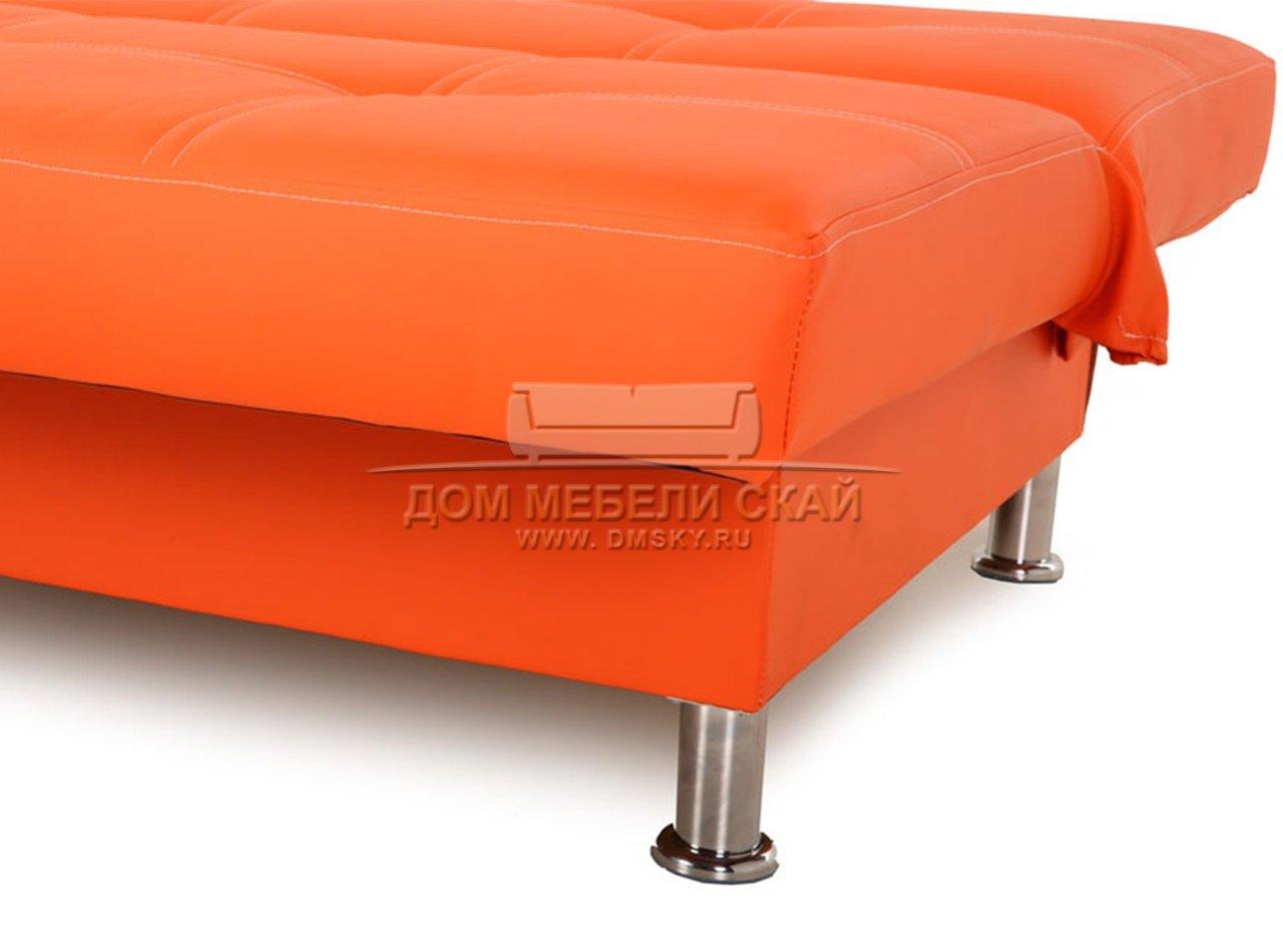 Диван оранжевый с доставкой