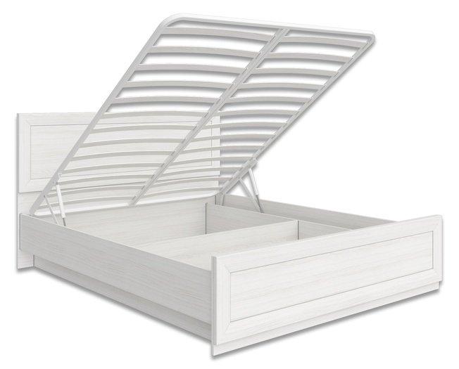 Кровать Мальта 1600 с подъемным механизмом, лиственница фото