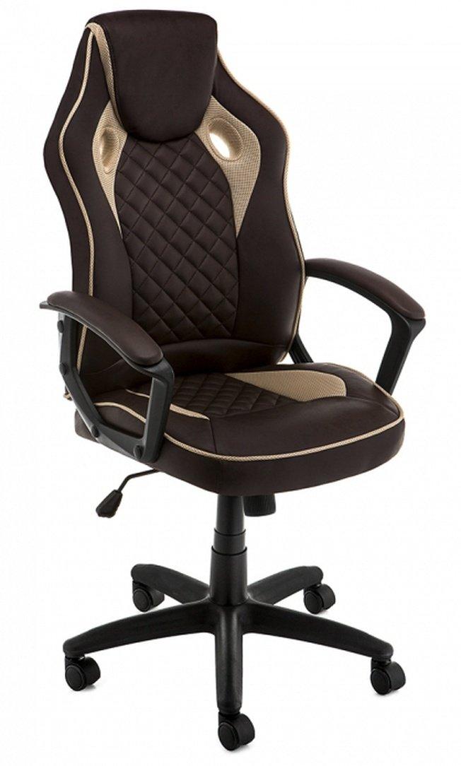 Компьютерное кресло Raid, коричневое фото