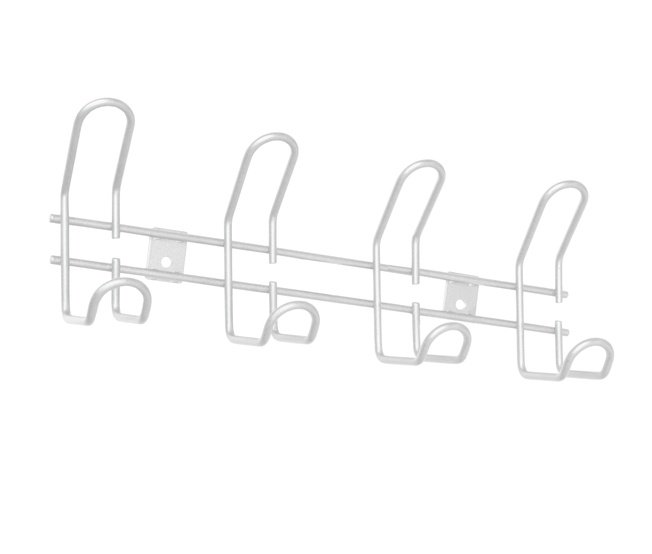 Вешалка для одежды SHT-WH16-4, белый фото