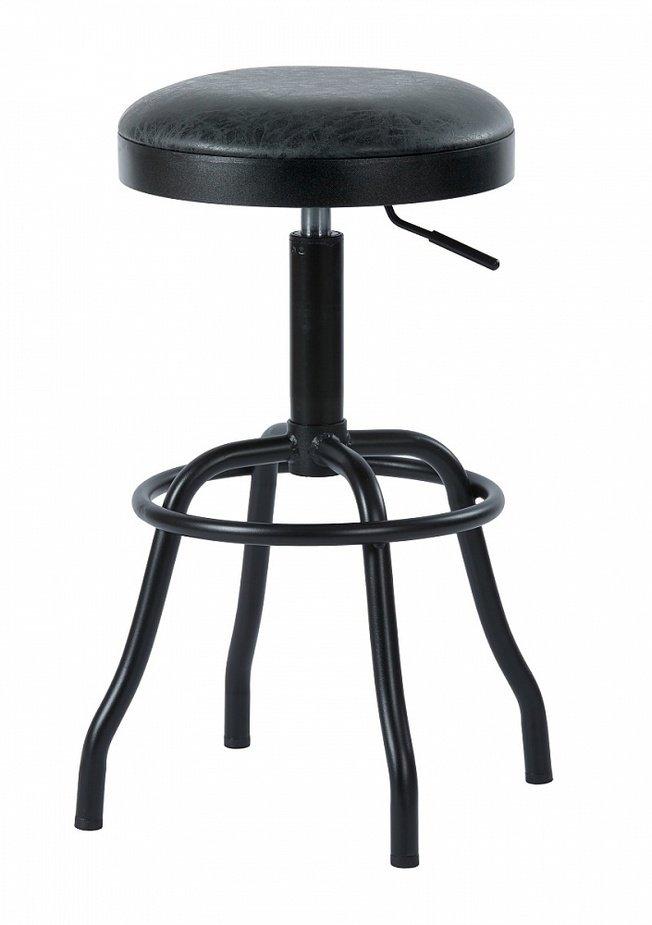 Барный стул DACOTA Vintage, винтажный/черный фото