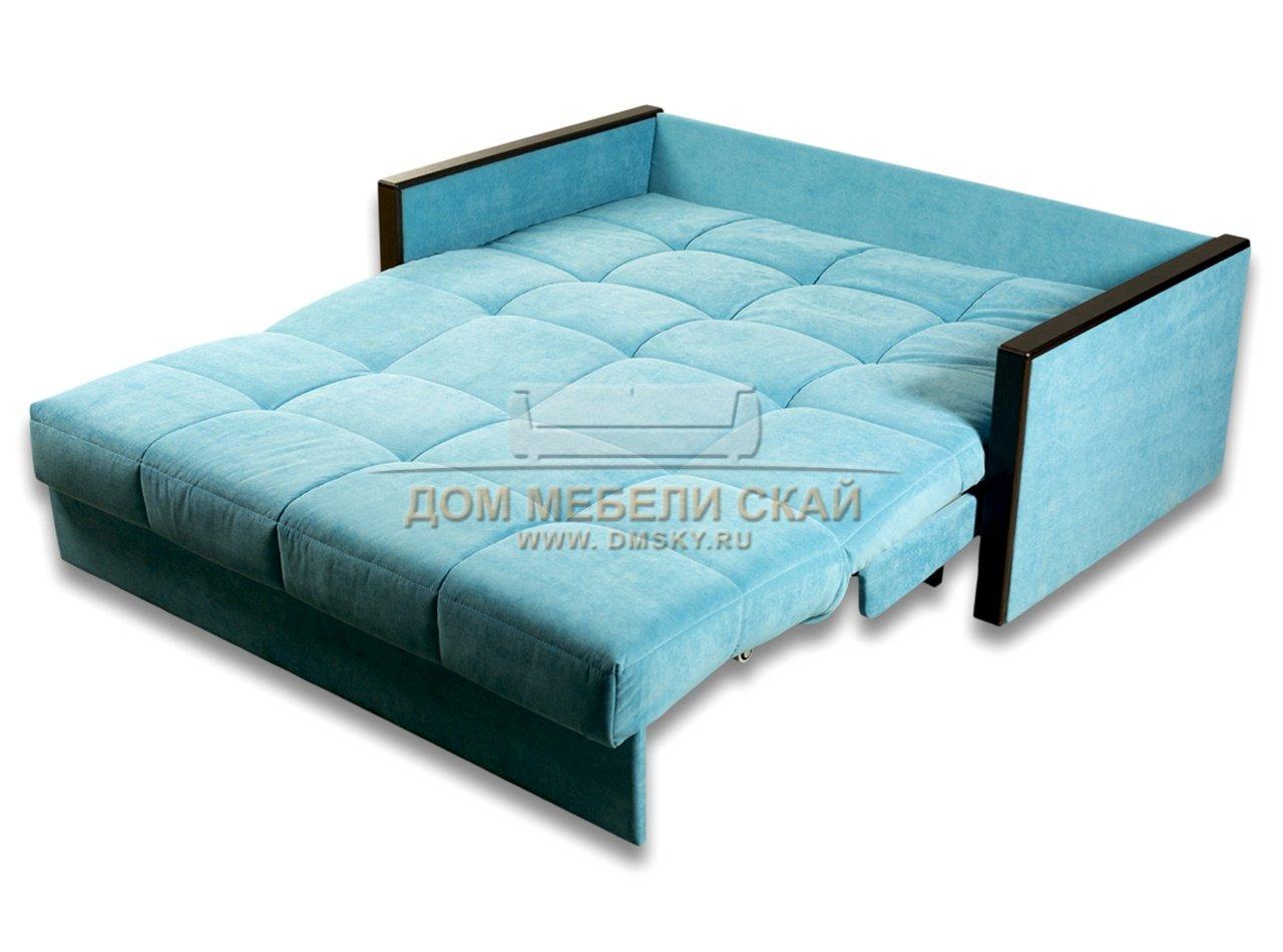 диван кровать сантос 1600 бирюзовый купить в москве в интернет