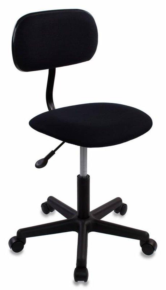Кресло офисное CH-1201NX, черная ткань фото