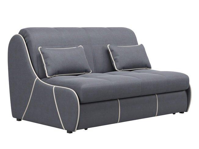 Диван-кровать Рио 1400, серый velutto 32 фото